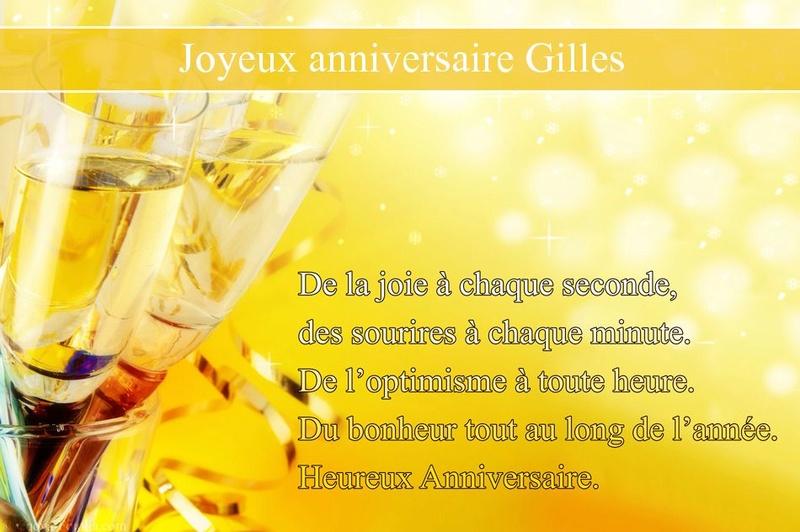 Anniversaire du 23/08/17 Gilles10