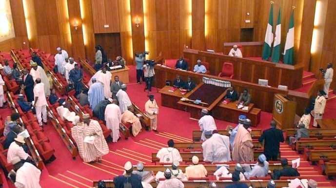 Senate Orders Arrest Of CEOs Of Glo, Crown Flour Mills 28 Others  57640610
