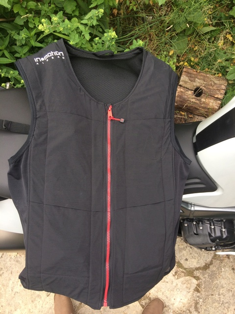 In&Motion gilet airbag Img_8930