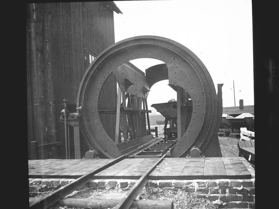 Alte historische Originalaufnahmen der Zeche Walsum 15672910