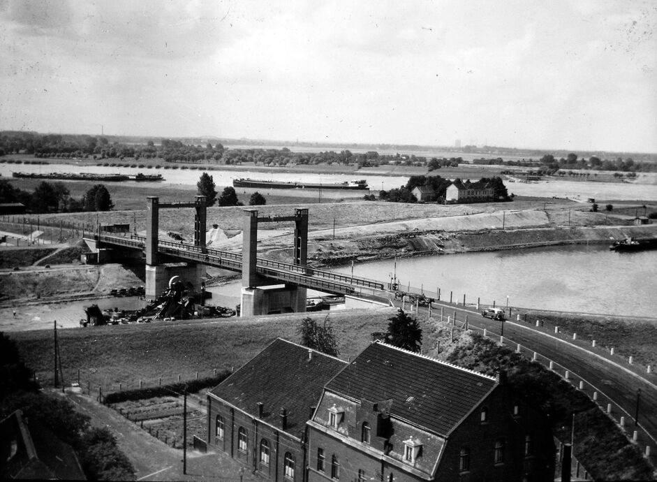 Alte historische Originalaufnahmen der Zeche Walsum 15822510