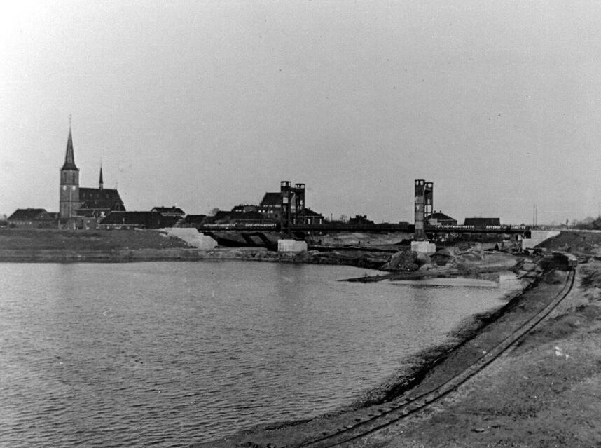 Alte historische Originalaufnahmen der Zeche Walsum 15826510