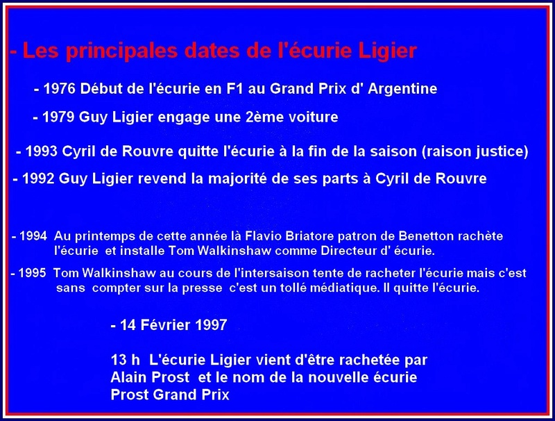 Ligier JS 11   saison 1979 échelle 1/12ème réf: 80 790  Ligier25