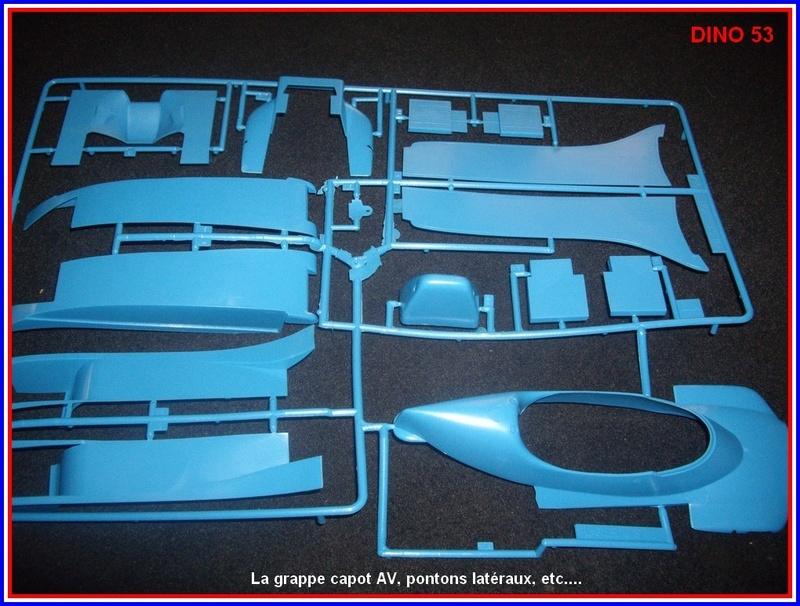 Ligier JS 11   saison 1979 échelle 1/12ème réf: 80 790  Ligier40