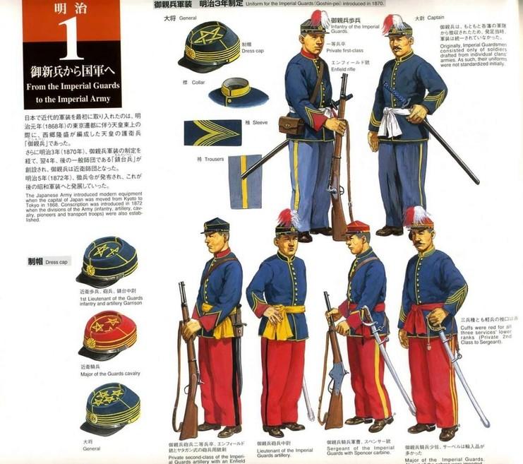 Japanese 1886 Uniform Hats 010