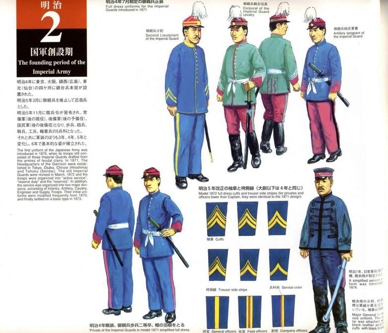 Japanese 1886 Uniform Hats 110