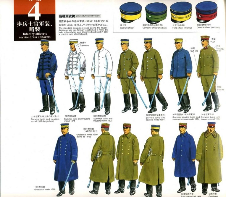 Japanese 1886 Uniform Hats 310