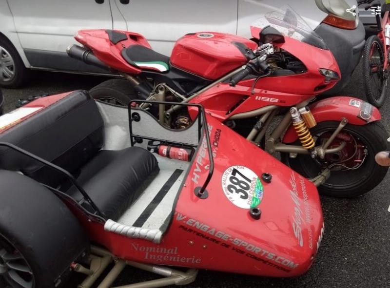 Endurance Ducati  Nogaro 2019 Endura10