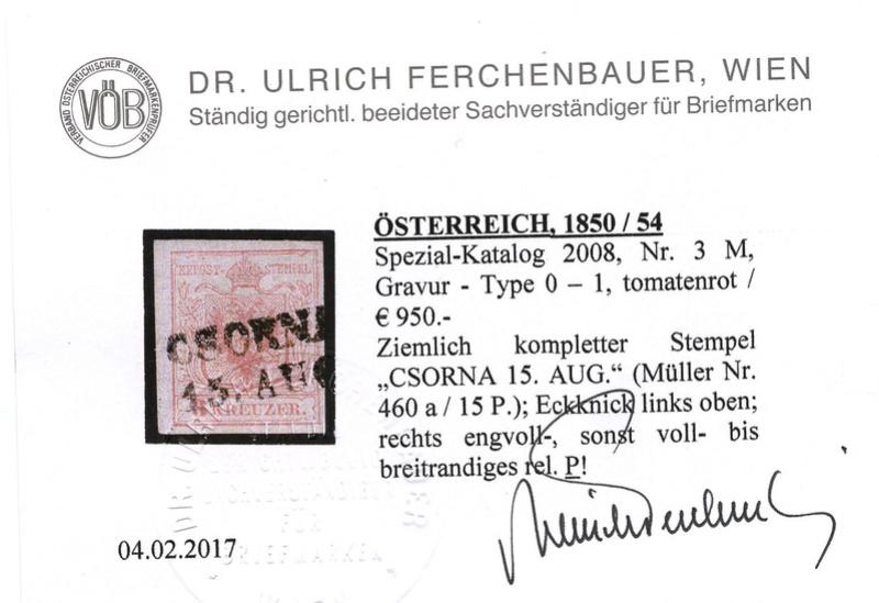 Die erste Österreichische Ausgabe 1850 - Seite 12 Ank3_m10