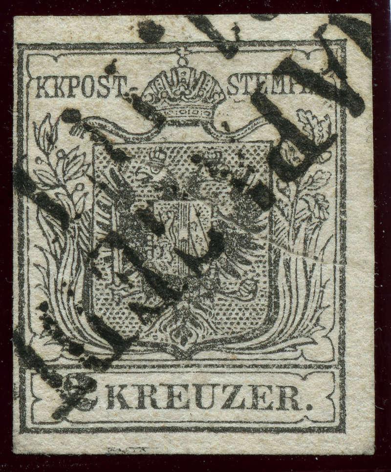 Die erste Österreichische Ausgabe 1850 - Seite 13 Ank_2_14