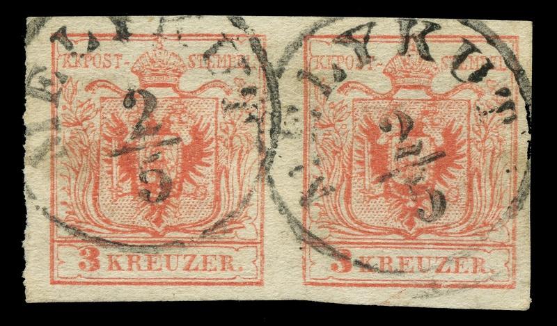Die erste Österreichische Ausgabe 1850 - Seite 12 Ank_3_10