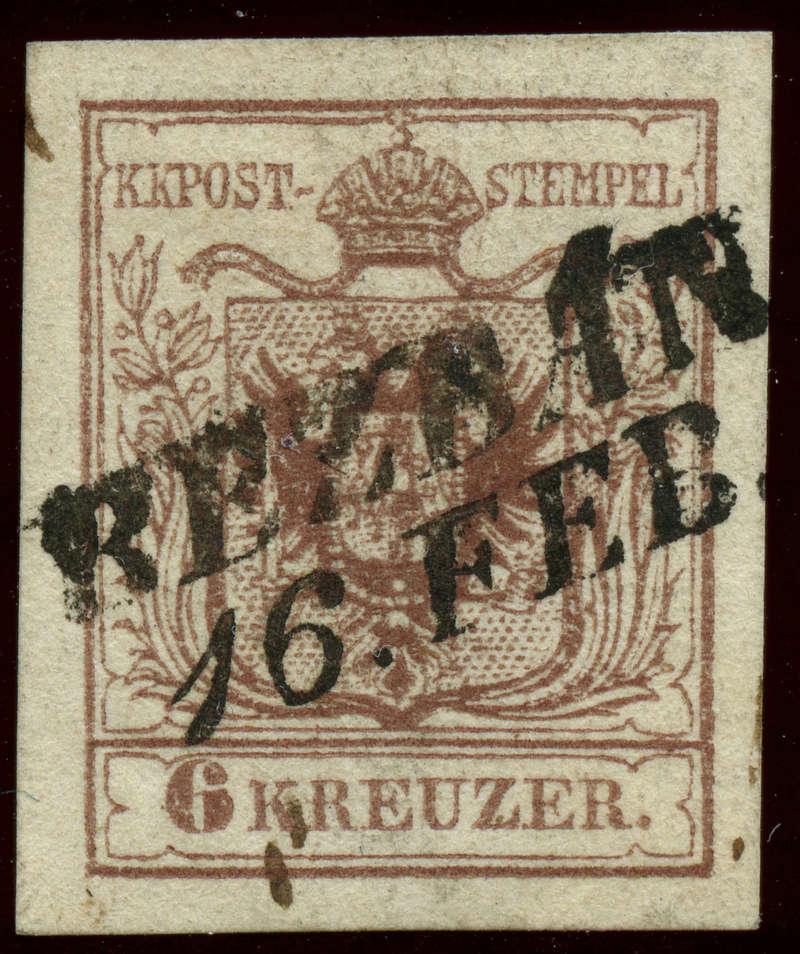 Die erste Österreichische Ausgabe 1850 - Seite 12 Ank_4_10