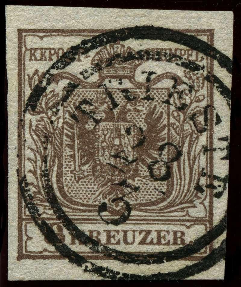 Die erste Österreichische Ausgabe 1850 - Seite 2 Ank_4_13