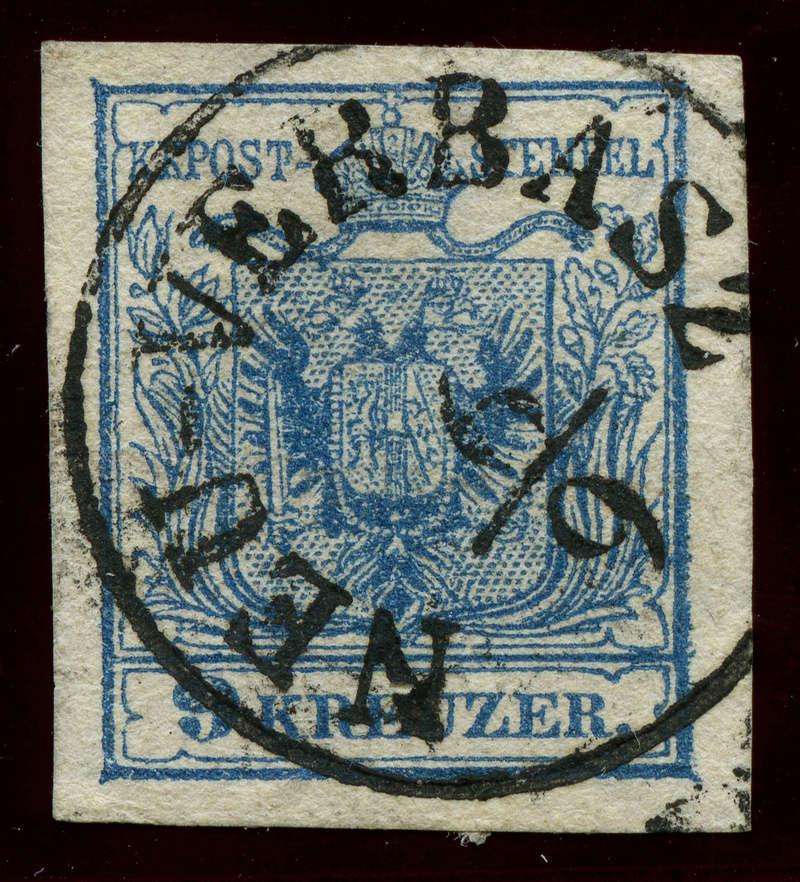 Die erste Österreichische Ausgabe 1850 - Seite 12 Ank_5_11