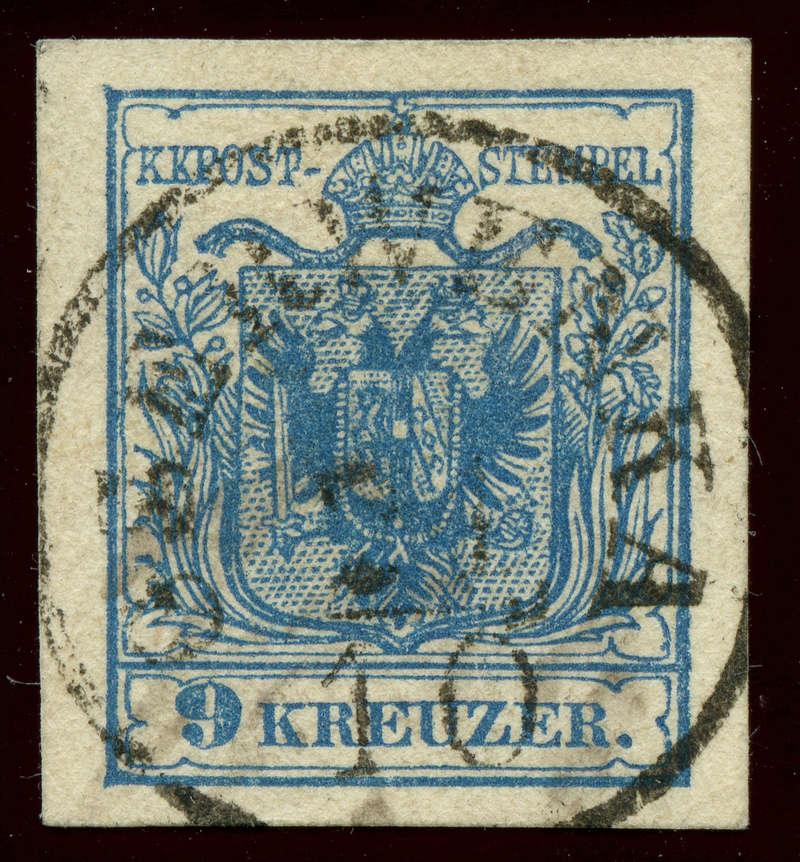 Die erste Österreichische Ausgabe 1850 - Seite 12 Ank_5_13