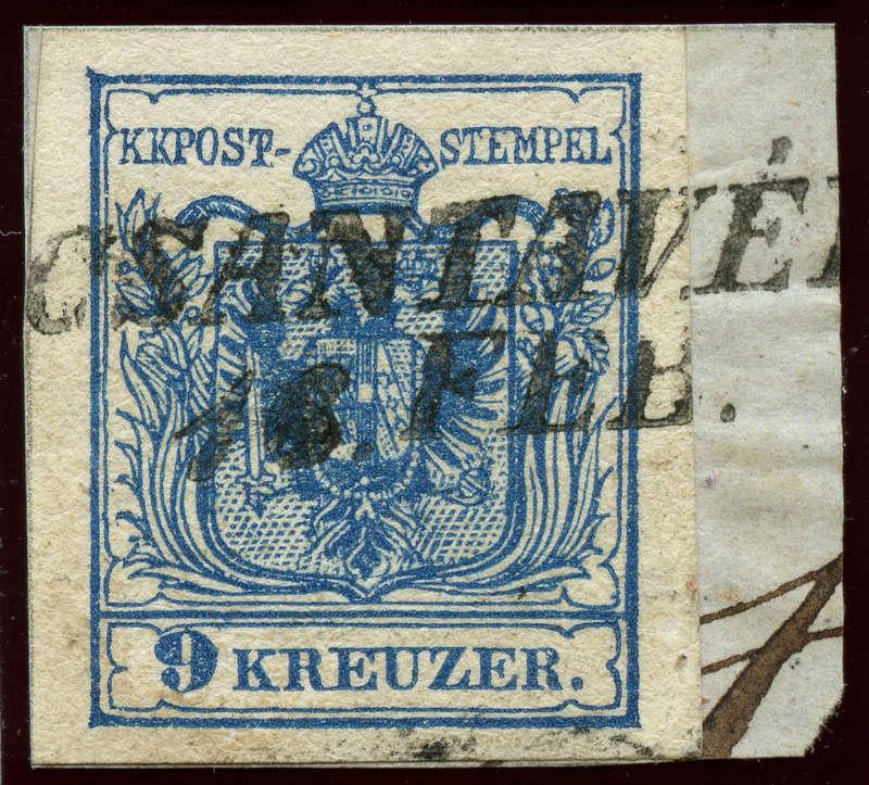 Die erste Österreichische Ausgabe 1850 - Seite 12 Ank_5_14