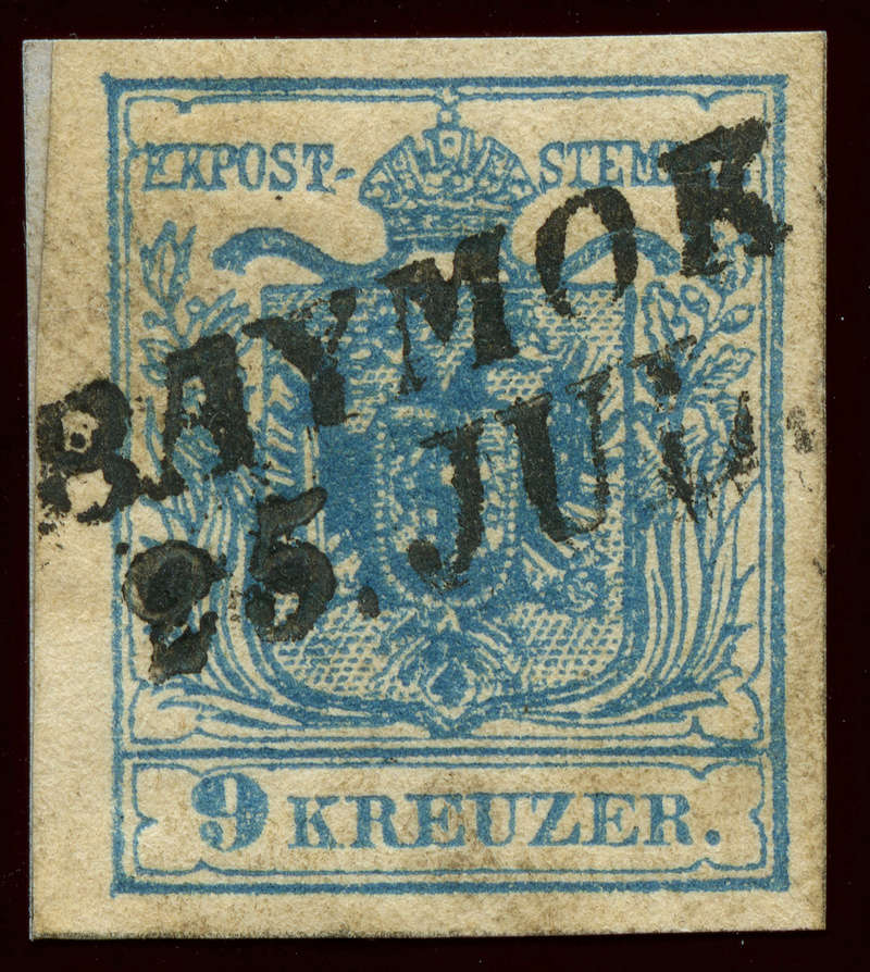 Die erste Österreichische Ausgabe 1850 - Seite 13 Ank_5_16