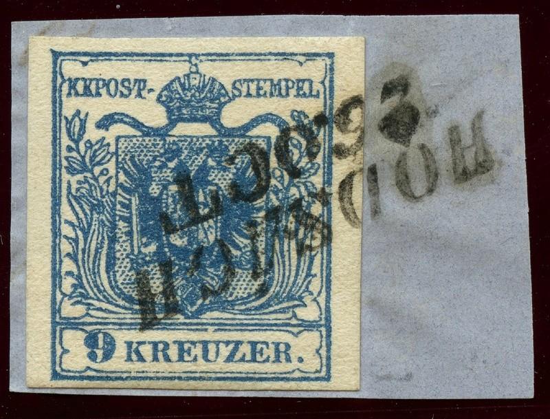 Die erste Österreichische Ausgabe 1850 - Seite 13 Ank_5_17