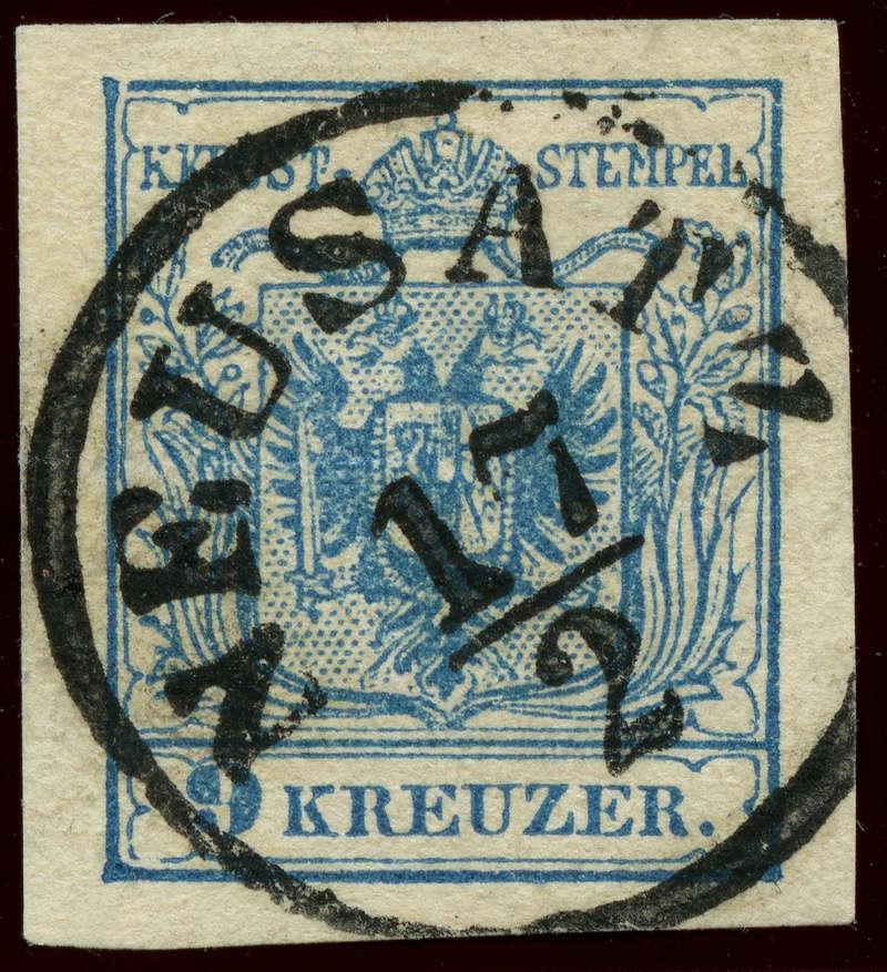 Die erste Österreichische Ausgabe 1850 - Seite 12 Ank_5_18