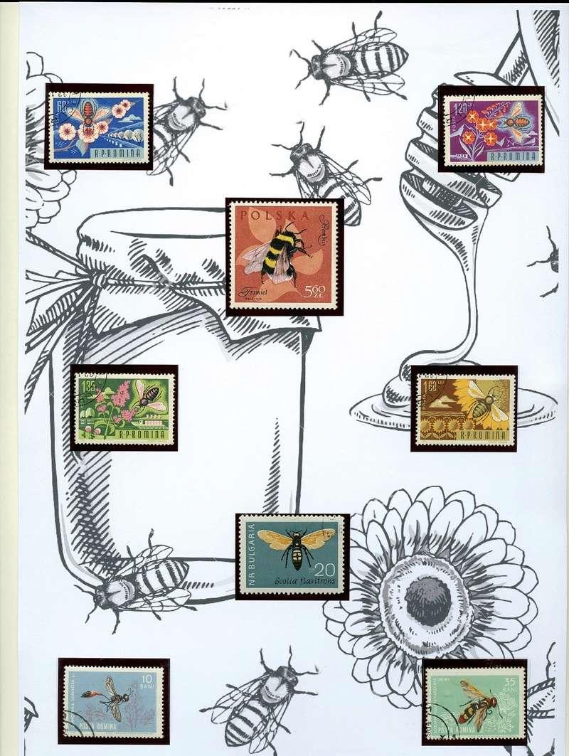 Motiv Bienen und Hummeln - Seite 3 Bienen11