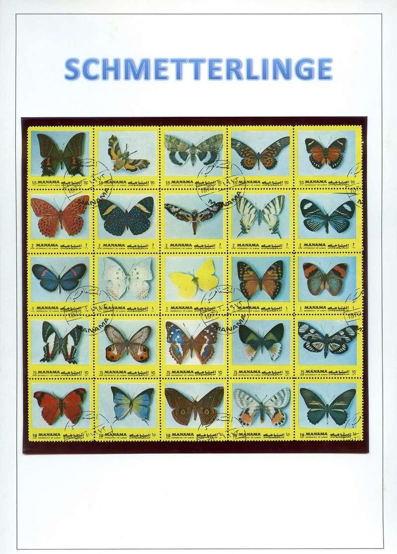 Schmetterlinge und Libellen - Kleine bunte fliegende Juwele Deckbl10