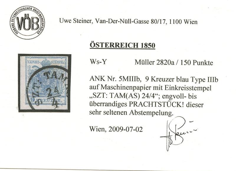 Die erste Österreichische Ausgabe 1850 - Seite 12 Img02210