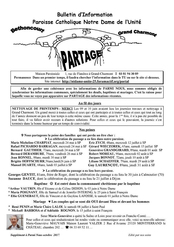 PARTAGE OCTOBRE 2017 Partag10