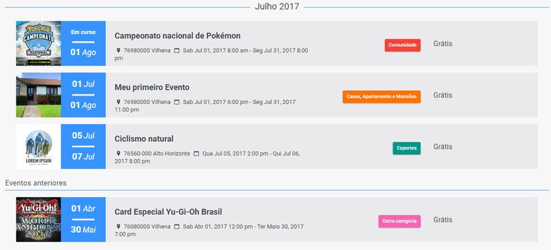 [FAQ] Criação e gerenciamento dos Eventos do fórum Eventl10