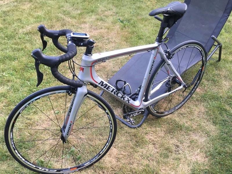 Nouveau Merckx emx-1 cl 240 19873910