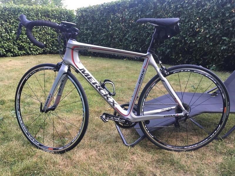 Nouveau Merckx emx-1 cl 240 19873911