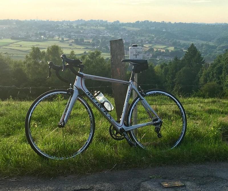 Nouveau Merckx emx-1 cl 240 19970510