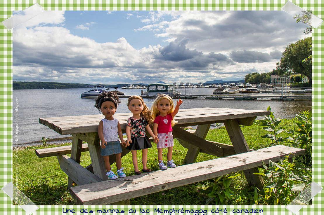 Mes poupées au Canada/USA : 25/06 - p.36   (nettoyage de voiture, balade et question, robe amérindienne, esquimau glacé) - Page 2 Img_5424