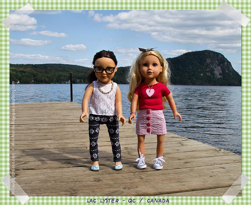 Mes poupées au Canada/USA : 25/06 - p.36   (nettoyage de voiture, balade et question, robe amérindienne, esquimau glacé) - Page 2 Img_5516
