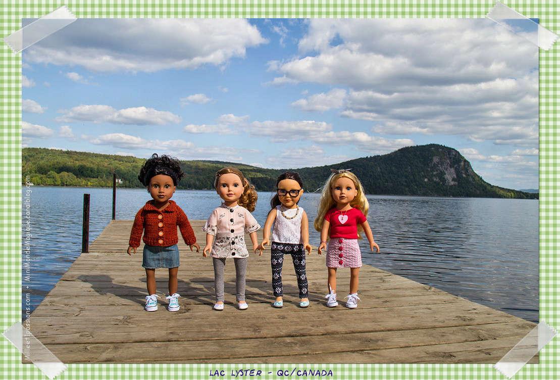 Mes poupées au Canada/USA : 25/06 - p.36   (nettoyage de voiture, balade et question, robe amérindienne, esquimau glacé) - Page 2 Img_5612