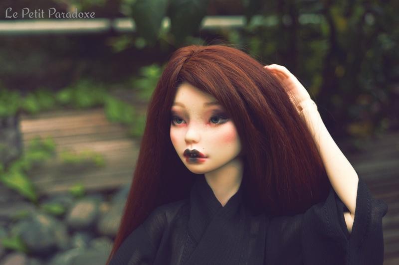 [Yuki Yukidoll] Zinaïda <3 nouveaux yeux Enchanted Doll Photos45