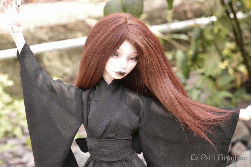 [Yuki Yukidoll] Zinaïda <3 nouveaux yeux Enchanted Doll Photos46