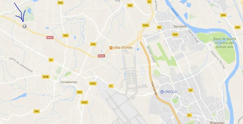 idées de traces autour de Toulouse ? - Page 15 210