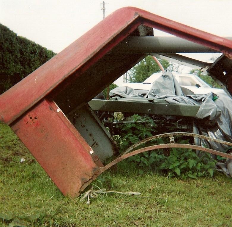 En 1995 je reconstruis une jeep Numyri12