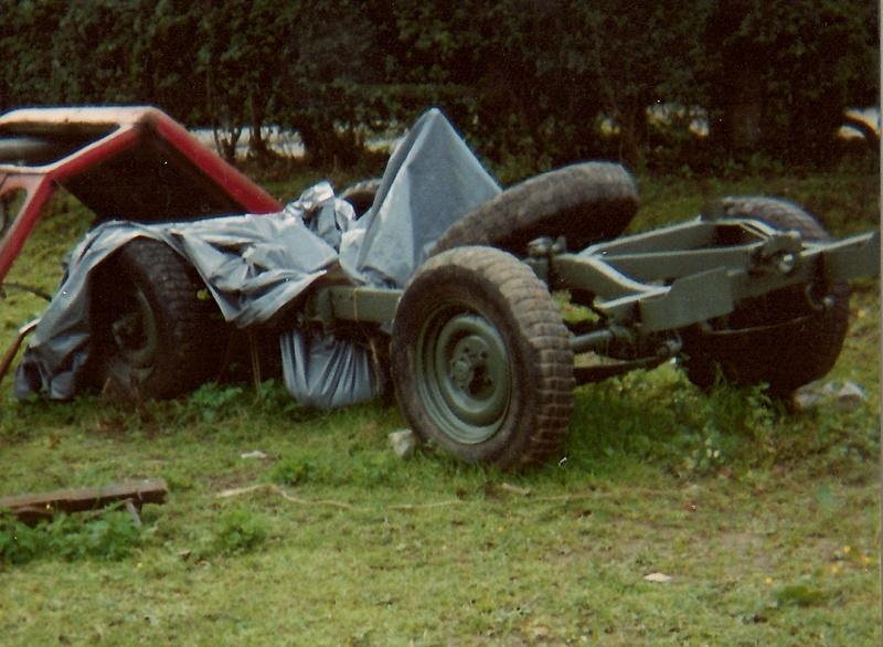 En 1995 je reconstruis une jeep Numyri16