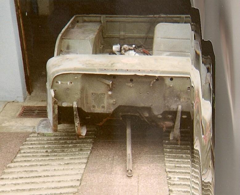 En 1995 je reconstruis une jeep Numyri17