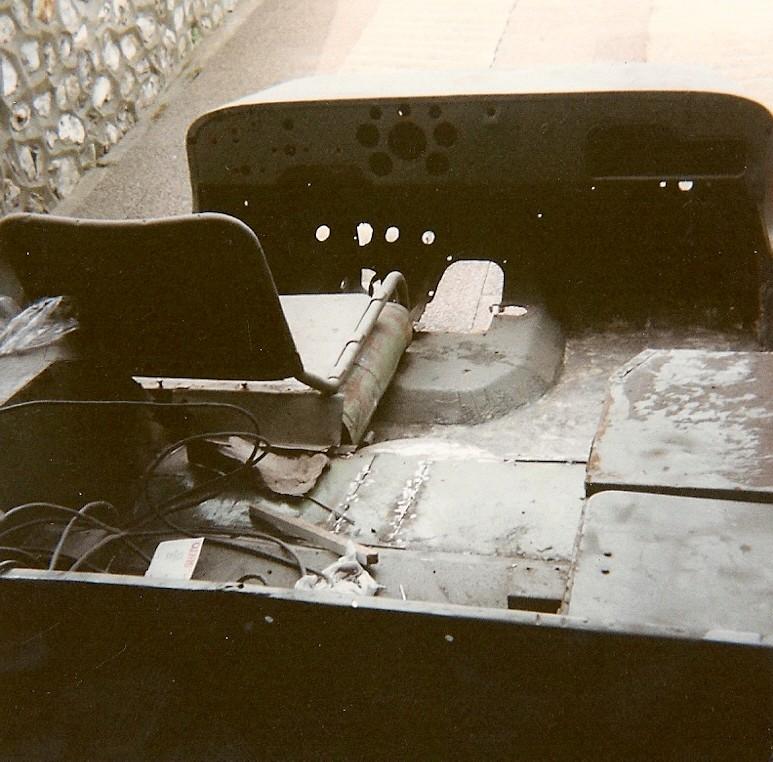 En 1995 je reconstruis une jeep Numyri18