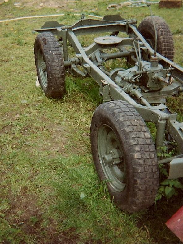 En 1995 je reconstruis une jeep Numyri21