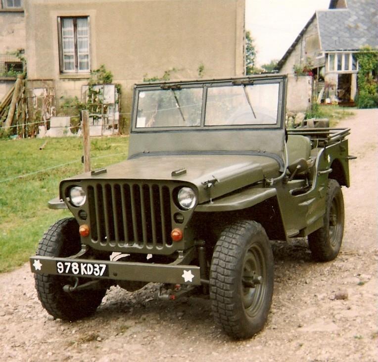En 1995 je reconstruis une jeep Numyri27