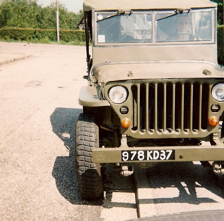 En 1995 je reconstruis une jeep Numyri28