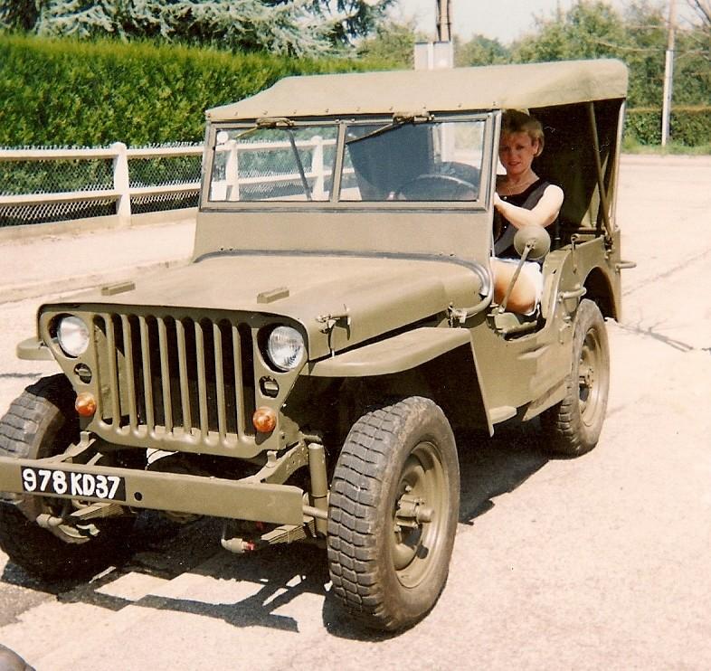 En 1995 je reconstruis une jeep Numyri29