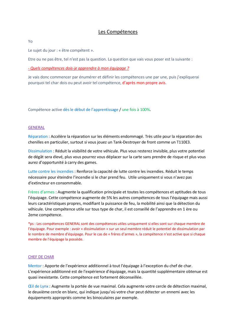 Les compétences / vue par Sogueking. C3f47314