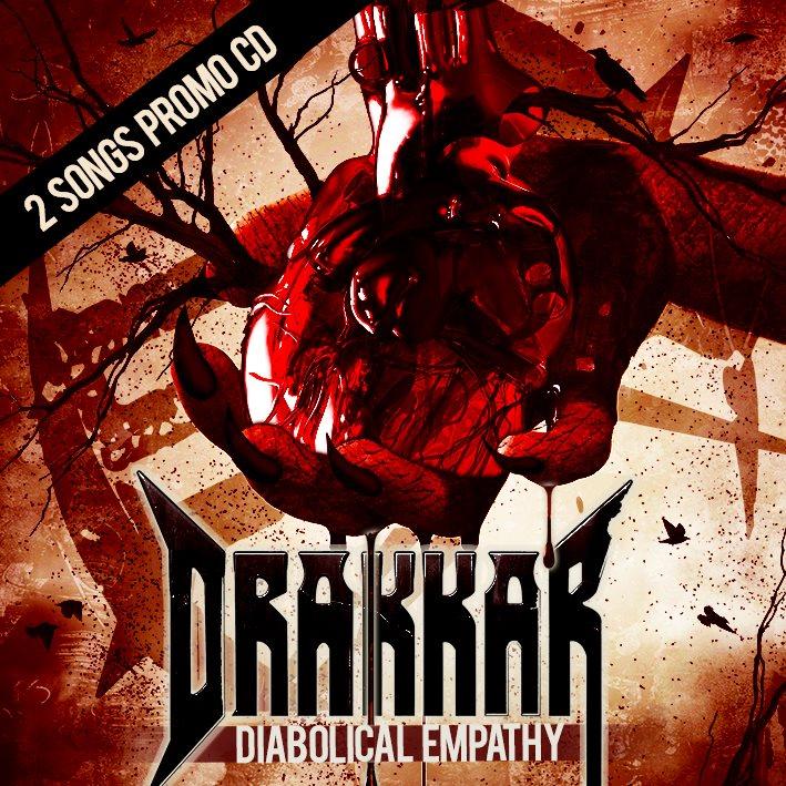 "DRAKKAR ""diabolical empathy"" 2017 19145710"
