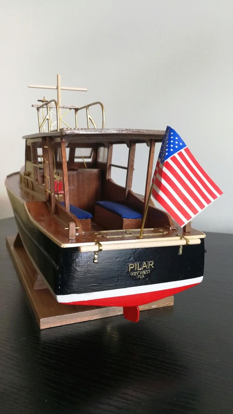 Le Pilar 1/27 - kit Constructo (non navigant) 2017-010