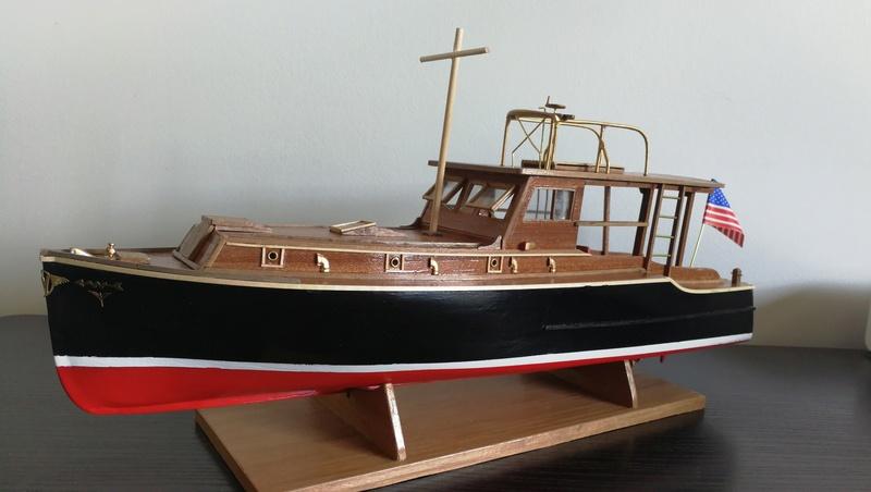 Le Pilar 1/27 - kit Constructo (non navigant) 2017-011