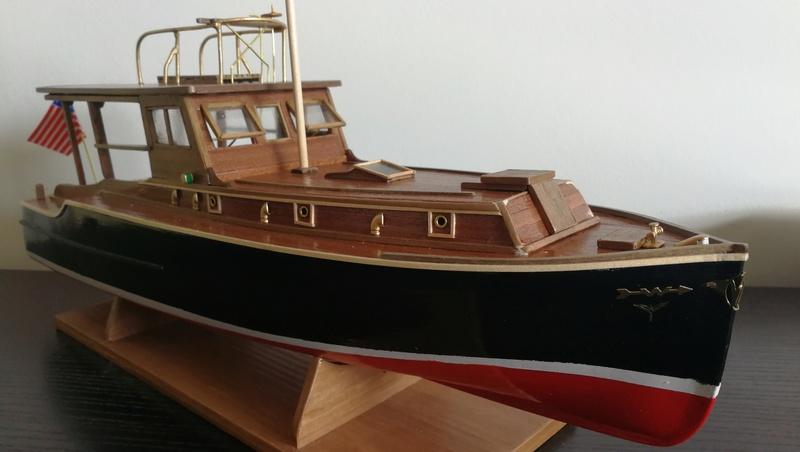 Le Pilar 1/27 - kit Constructo (non navigant) 2017-012